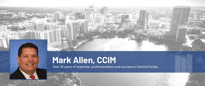 Orlando Commercial Real Estate Professionals - Mark Allen, CCIM